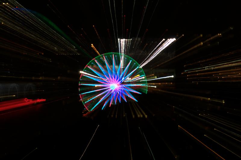 Exploding Wheel II